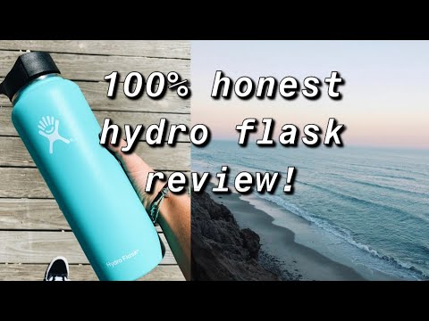 HONEST HYDRO FLASK REVIEW/ IS IT WORTH IT??