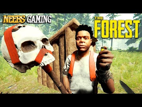 Base Building | The Forest #3