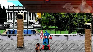 Marvel Action Pack PC Game Review