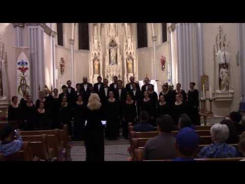 Colorado State University-Pueblo Chamber Choir