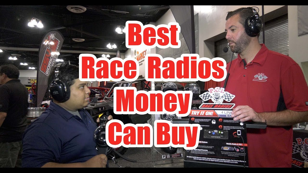 PCI Race Radios at jeep and truck fest