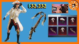 تفتيح صناديق القراصنة بقيمة 32,232$ الف شدة😍 و توزيع شدات للمشاهدين🎁 PUBG MOBILE