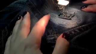 Потертости и дыры джинсов между ног(В этом видео показано как отремонтировать свои любимые джинсы.Потертости и дыры можно устранить смотрите..., 2015-01-12T16:54:45.000Z)