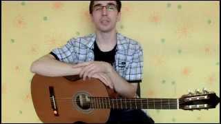 8 подробнейших разборов песен под гитару - мини-курс
