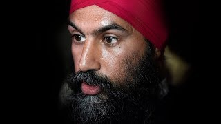 NDP Leader Jagmeet Singh announces bid for federal seat in Burnaby