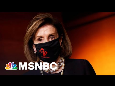 Biden Looks To Pelosi To Get His Agenda Passed On The Hill | The 11th Hour | MSNBC