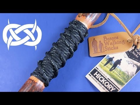 Brazos Walking Sticks ~ Handle Wrap
