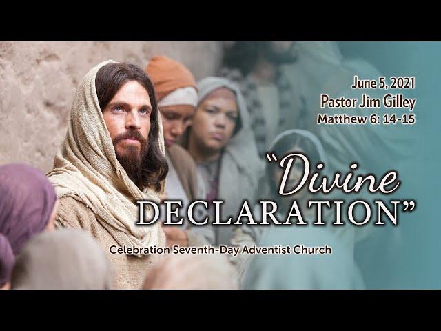 Divine Declaration