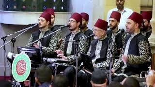 بص على أنوار نبينا ... فرقة الرضوان السيد عبد القادر المرعشلي