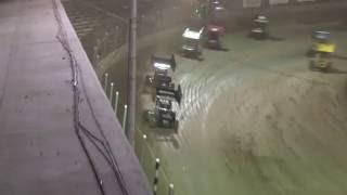 Belle-Clair Speedway POWRi Speedway Motors Series Highlights