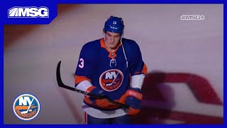 Isles Opening Night Introductions | New York Islanders | MSG Networks