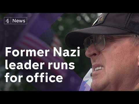 The former Nazi running for Congress