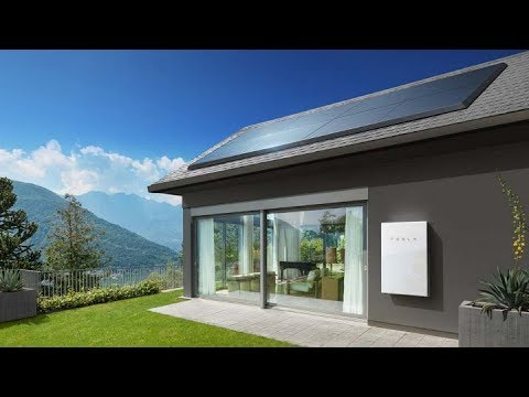 Tesla power wall the powerful home battery it resolve power solutions!!!!!!