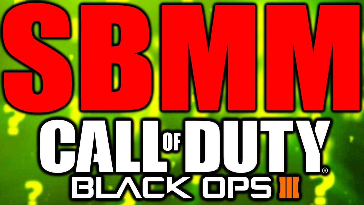 skill based matchmaking black ops 3 Matchmaking call of duty singlesplace dating balancing matchmaking call of duty the social and how could radiometric dating be used to sort out the relative ages.