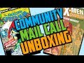 COMIC BOOK COMMUNITY MAIL CALL UNBOXING