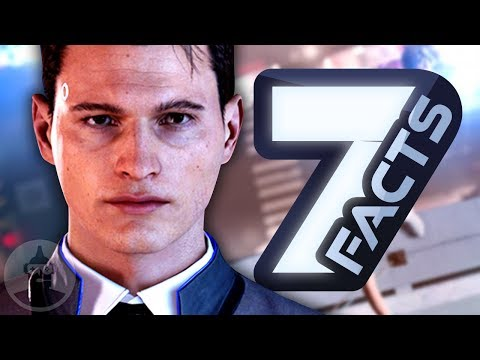 7 Facts About Detroit: Become Human | The Leaderboard