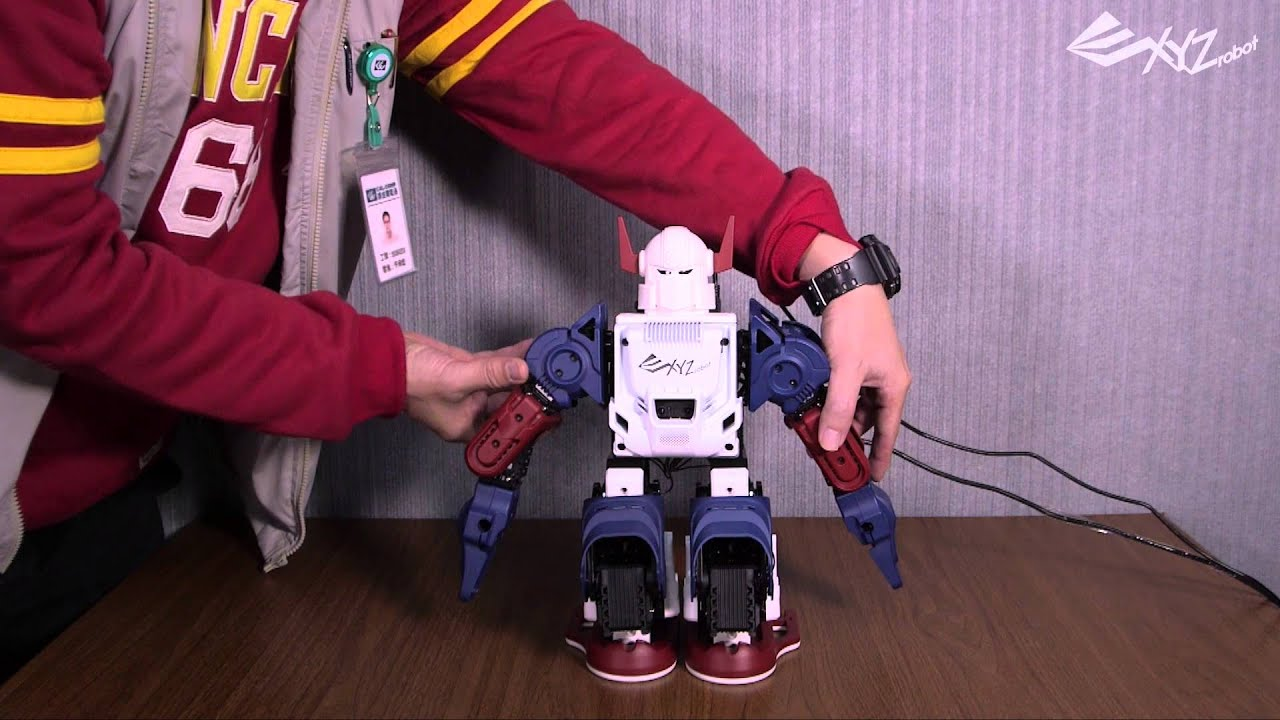 XYZrobot Bolide Crawler Accessory Kit