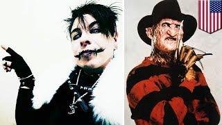 Killer clown  homeless man slain by man wearing clown makeup and Freddy Krueger glove   TomoNews