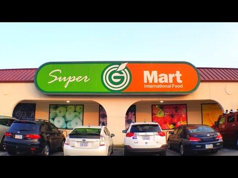 Super G Mart Greensboro NC Part 1