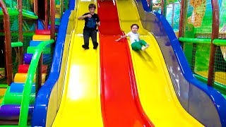 Kids  indoor playground for family fun playtime