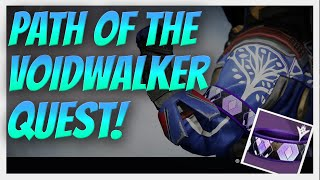 Destiny - LEVEL 40 Voidwalker