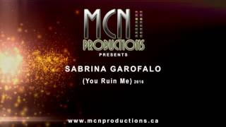 The Veronicas - You Ruin Me (Cover) By Sabrina Garofalo