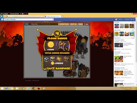 how to get 1000000 gold and a dragon knight (dungeon rampage