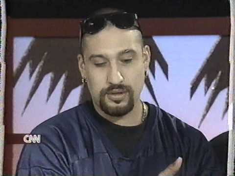 Cypress hill CNN interview about gangster RAP