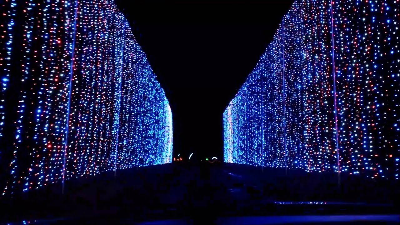 merry christmas2015 shadracks christmas light display butler county fairgrounds