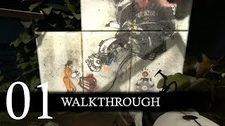 Portal 2 Campaign Walkthrough Part 1 (No Commentary/Full Game)