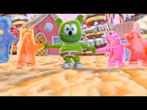 I WANT CANDY Gummibär The Gummy Bear Music Video