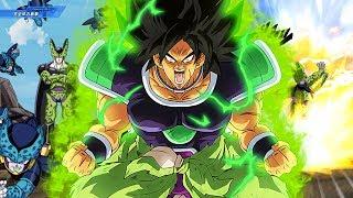 Dragon Ball Super BROLY vs LR Perfect CELL | DBZ Dokkan Battle
