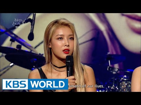 Yu Huiyeol's Sketchbook | 유희열의 스케치북: BAECHIGI, Wonder Girls, Glen Check, Bily Acoustie (2015.08.21)