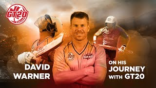 David Warner on his journey with Global T20 Canada  | GT20 Canada 2018