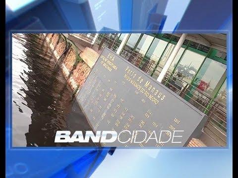Rio Negro segue estável e cheia deve chegar a 27,45m, afirma CPRM