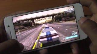HTC One A9, rendimiento en juegos