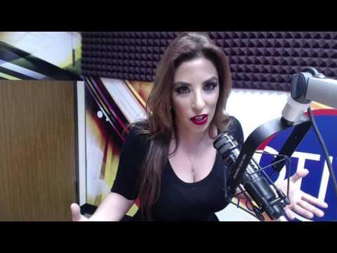 Melina y Compañía entrevista a la cantante mexicana Macedonia