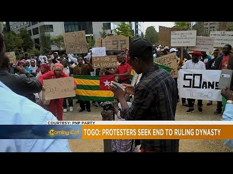 Tension in Lome high, after bloody protests [The Morning Call]