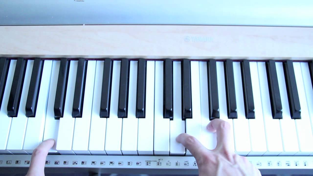 How To Play The Rugrats Theme Song On Piano