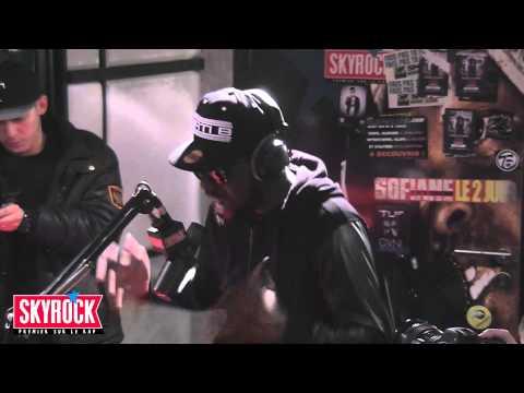 """Maître Gims """"J'me Tire"""" en live dans Planète Rap"""