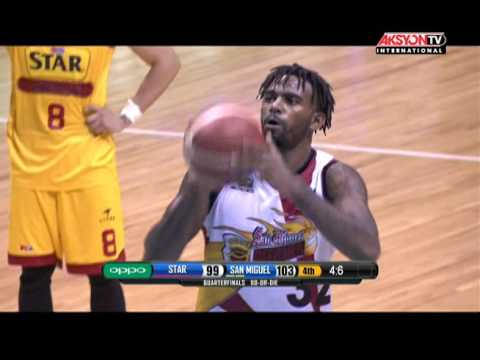 PBA Highlights - SMB vs. Star April 20, 2016