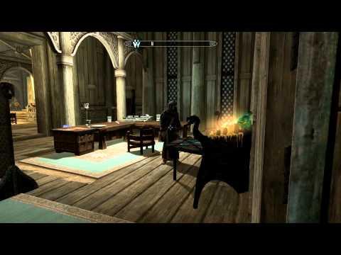 Daedric Quest: The Whispering Door