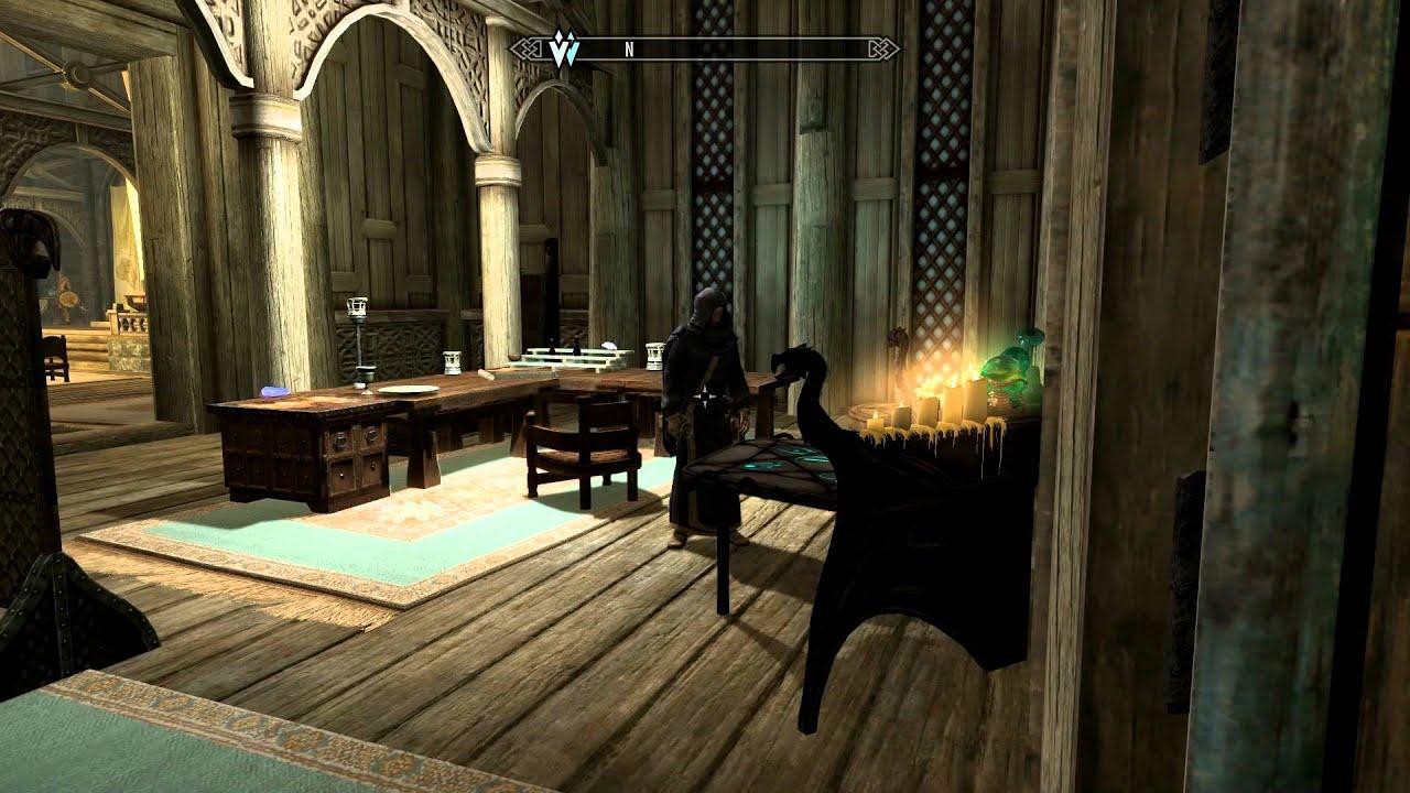& Daedric Quest: The Whispering Door - YouTube
