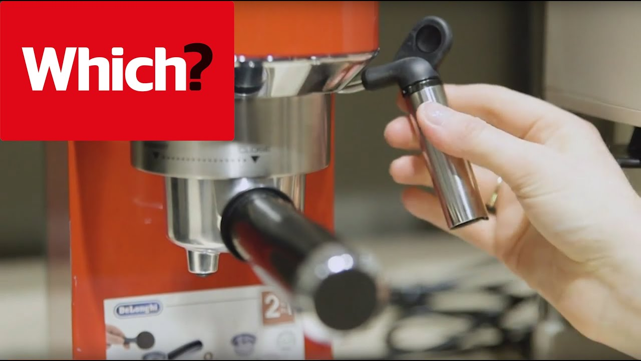 How to buy the best coffee machine - Which? - YouTube