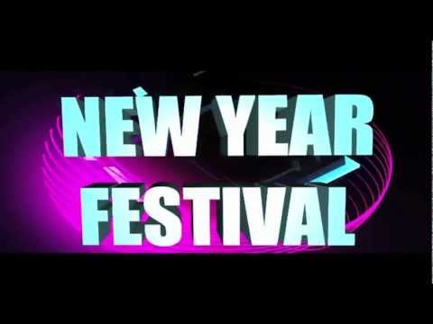 Promo: WE PARTY NEW YEAR FESTIVAL - MADRID 2011/12 (29 Dec - 1 Jan)