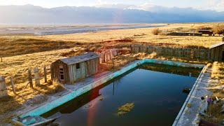 Living Without Running Water (In A Ghost Town)