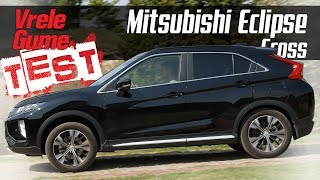 Mitsubishi Eclipse Cross - Road test by Miodrag Piroški