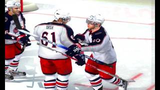 NHL09 PC with mods gameplay movie