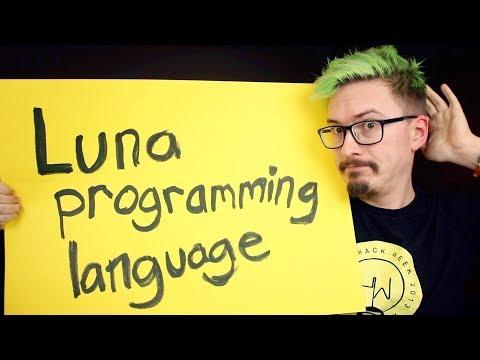 Luna Programming language Part 2