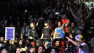 Seko VS. Veyzz - Red Bull BC One Turkey Cypher Yarı Final 2015 (Video)